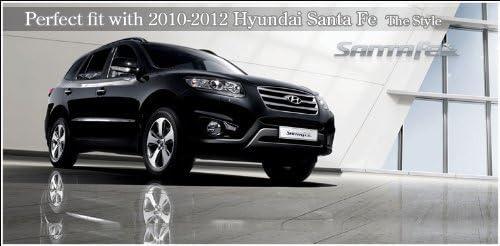 Hyundai Motors Genuine Rear Bumper Reflector Assembly 2-pc Set For 2010 2011 2012 Hyundai Santa Fe