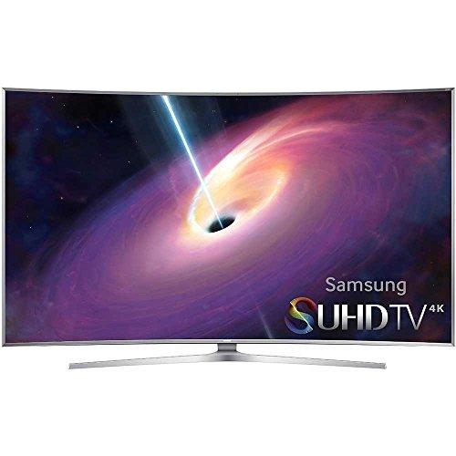 Samsung UN65JS9000 Curved 65-Inch 4K Ultra HD 3D Smart LED TV (2015 Model)