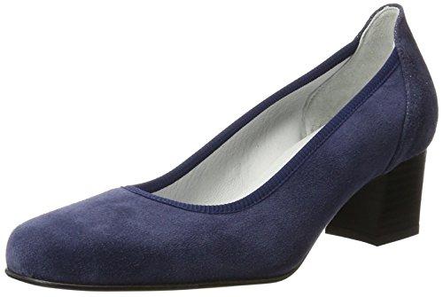 Blau Diavolezza Blue col Contessa Scarpe Donna Tacco XwPX8