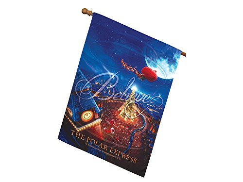 Lionel the Polar Express ` North Poleツリー` House Flag