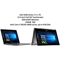 "2018 Flagship Dell Inspiron 2 in 1 Laptop | 13"" FHD IPS Touch Display 