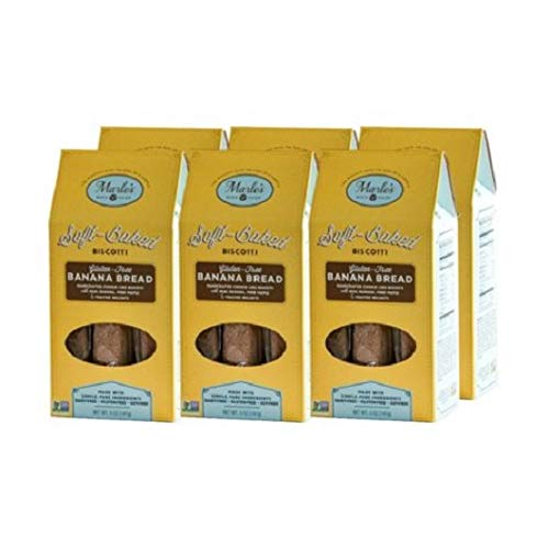 Expect more Gluten-Free Banana Bread Soft-Baked Biscotti (5 oz. ea, 6 pk.)