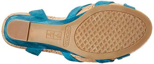 thumbnail 14 - Aerosoles Women's Fashion Plush Wedge Sandal - Choose SZ/color