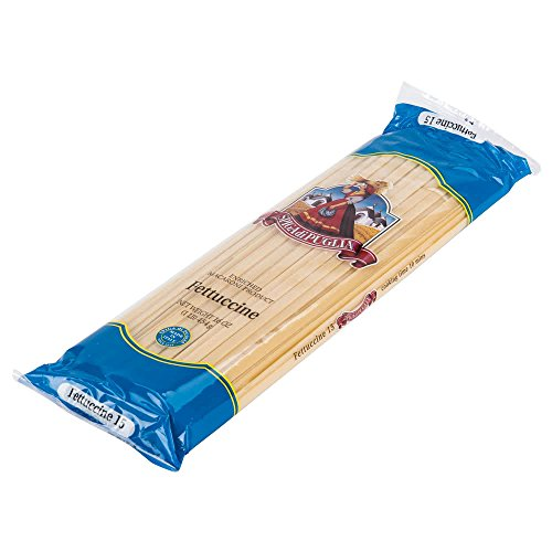 Fettuccine Pasta 20 lb. Case By TableTop King