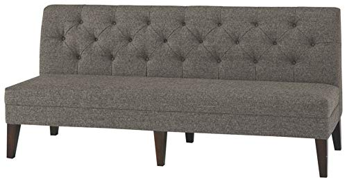 Signature Design By Ashley - Tripton Extra Large Upholstered Dining Room Bench - Casual Style - Medium Brown (Dining Banquette Sets)