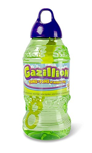 (Gazillion Bubbles 2 Liter Solution )