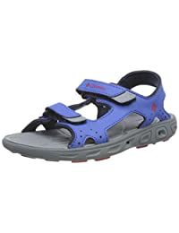 Columbia Kids Techsun Vent Sandal, We Traction Grip, Quick-Drying
