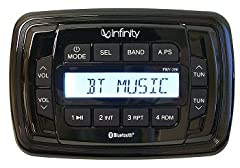 PRV250 AM/FM/BT Stereo