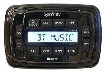 Infinity PRV250 AM/FM/BT Stereo Receiver (45143)