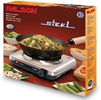 Palson 30514 Placa cocina, 1575 W, Cerámico: Amazon.es: Hogar