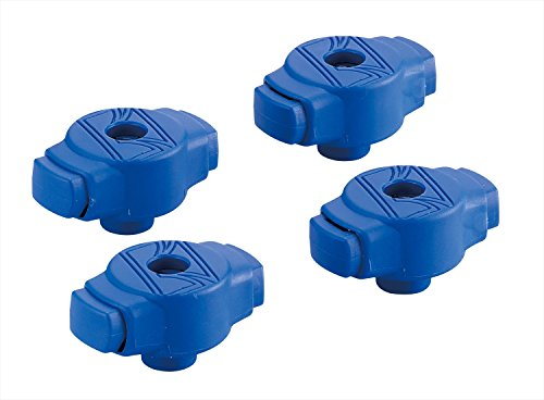 Tama Quick Set Cymbal Mate 4-Pack - Blue