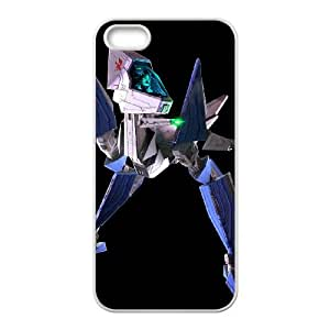 iPhone 5 5s Cell Phone Case White star fox zero 015 Gojkg