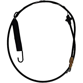 Amazon Com Cqyd New Deck Engagementclutch Cable With Spring For