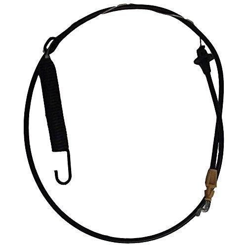 Mtd Part (Deck Engagement Cable for MTD Troy-Bilt 946-04173C 946-04173D 946-04173E Mowers)