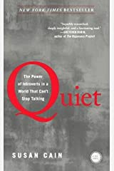 Quiet( The Power of Introverts in a World That Can't Stop Talking)[QUIET TURTLEBACK SCHOOL &][Prebound] Hardcover