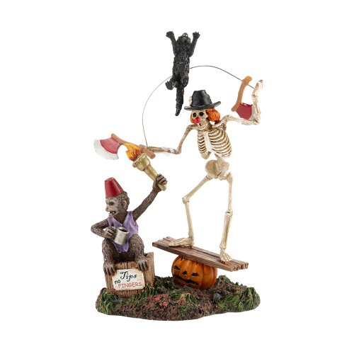 Department 56 Accessories for Villages Funny Bones, 2.36 inch]()