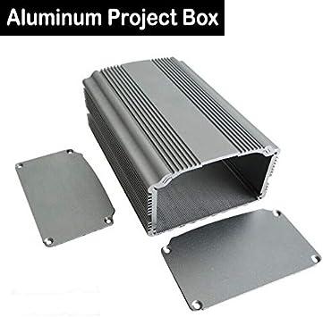 Caja de aluminio para proyectos, BE-TOOL, caja de aluminio para ...