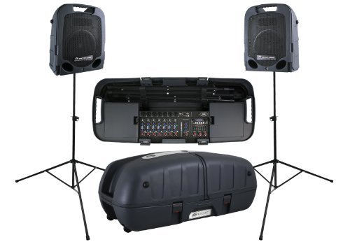 Peavey Escort 5000 Channel PA System - Peavey Outdoor Speakers