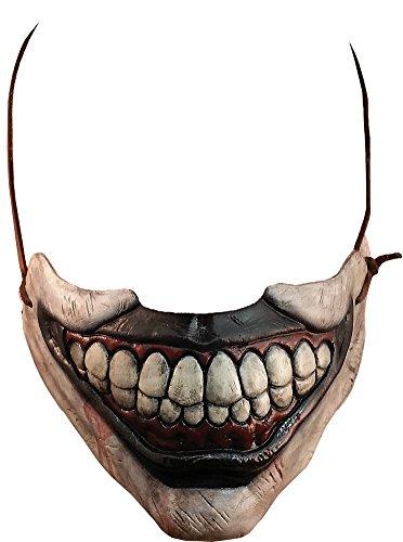 BESTPR1CE Halloween Mask- American Horror Story -Twisty The Clown Mouth -