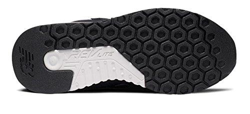 (ニューバランス) New Balance 靴?シューズ レディースライフスタイル 247 Classic Black with White ブラック ホワイト US 5.5 (22.5cm)