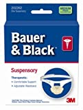 BD Bauer and Black Suspensory Without Leg Straps, Small, 48/Ca, BD202110
