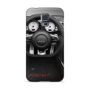 Shock Absorption Hard Cell-phone Case For Samsung Galaxy S5 (JsU5993jxPS) Provide Private Custom Beautiful Rise Against Series