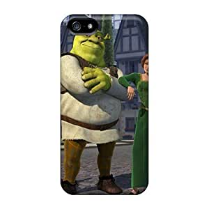 Durable Shrek Cartoon Back Case/cover Case For Sam Sung Note 4 Cover