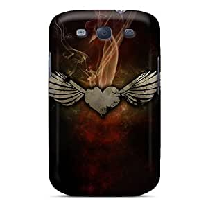 Maria N Young Case Cover For Galaxy S3 - Retailer Packaging Valentine Protective Case