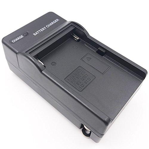Charger for SONY NP-FM30, NP-FM50, NP-FM51, NP-FM70, NP-FM71, NP-FM90, NP-FM91, NP-QM50, NP-QM51, NP-QM70, NP-QM71, NP-QM90, NP-QM91 and Sony CyberShot DSC-S30 DSC-S50 DSC-S85 DSC-F828 Digital Camera