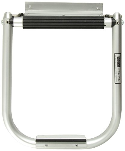 (Top Line TS2000-01 Silver Bed-Hopper Tailgate Step)