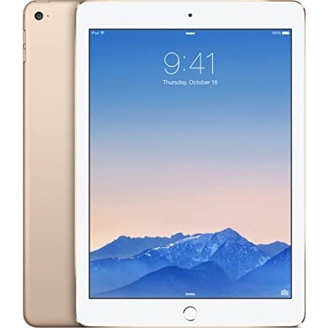 Apple iPad mini 3 16GB Factory Unlocked (Wi-Fi + Cellular 4G LTE, Apple SIM, Gold) Newest Version (Ipad Mini 3 Gsm Unlocked)