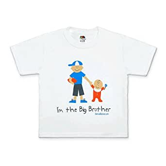 I'm the BIG Brother, T-Shirt (Size 2/4)