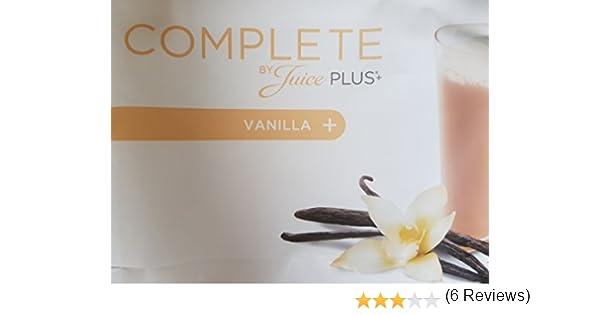 Juice Plus 562.5gr completa de vainilla Sabor Shake: Amazon.es ...