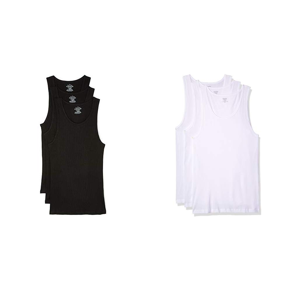 96ff2a994dc Cotton Classics 3 Pack Tank Tops at Amazon Men s Clothing store