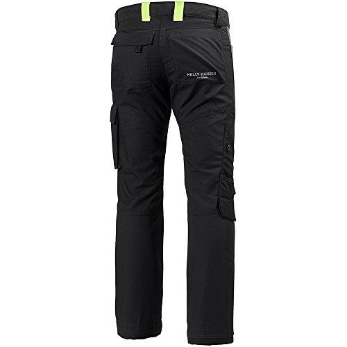 Helly Hansen 77400_999-C48 Aker Work Pants, C48, Black/Charcoal by Helly Hansen (Image #2)