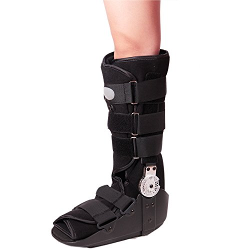 Pneumatic ROM Walker Fracture Walker Boot Medical Walking Boots Achilles Tendon Surgery Acute Ankle Injuries Sprains Inflatable Supports (Medium) by Orthokong (Image #9)