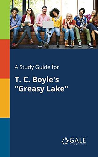 greasy lake short story full text