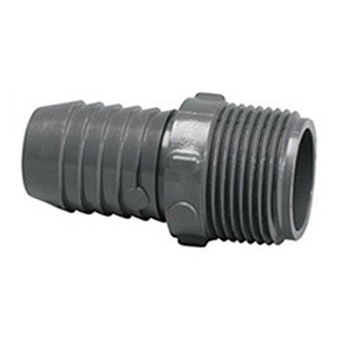 (Lasco - 1436-010 Poly Insert Irrigation Fitting, 1