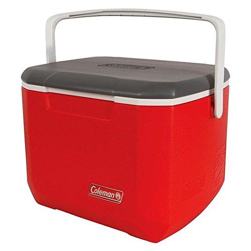 Coleman 16 Quart C-Tec Excursion Cooler Red -Official cooler of the National Park Foundation (Coleman Excursion Cooler)