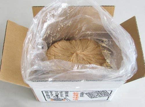 仕込み味噌(米みそ+大豆麹)4kg(樽無し)