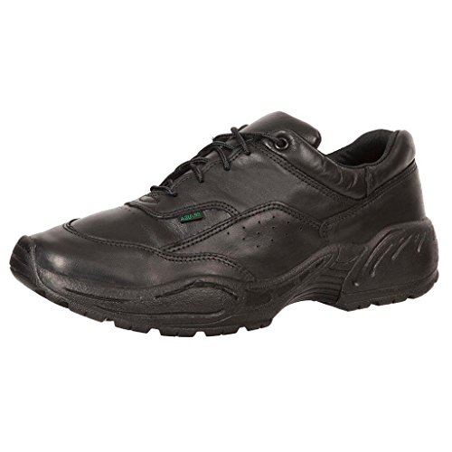 etic Oxford Duty Shoes USPS Approved Black 7 EEE US (Rocky Athletic Oxford)