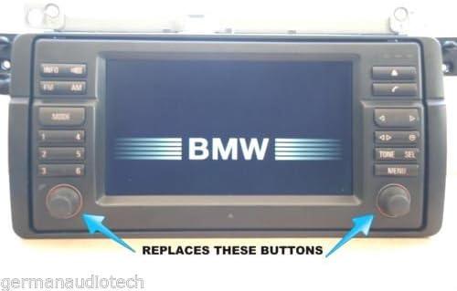 BMW 3 SERIES E46  RADIO BUTTON KNOB