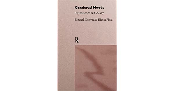 Gendered Moods: Psychotropics and Society