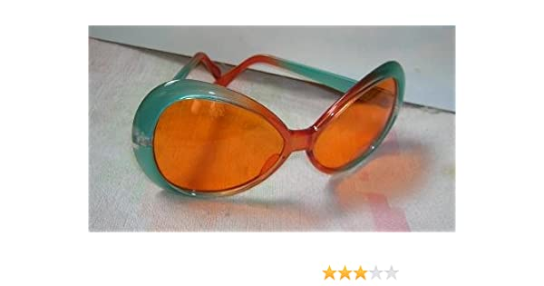 73862af02b9a3 Amazon.com  Elton John Style 70 s Funky Sunglasses for Costumes  Clothing