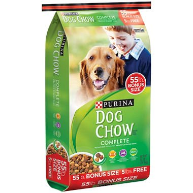 dog food bag sizes