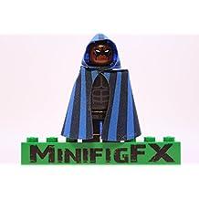 Custom Lego Cloak Minifig Marvel X-Men Mutant Ty Johnson Dagger
