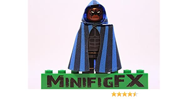 Headgear Cloak Hood PICK YOUR COLOR !! Minifig LEGO