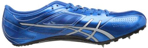 Asics Men's Sonicsprint Track and Field Shoe Blue/White/Black Xd2yuwo