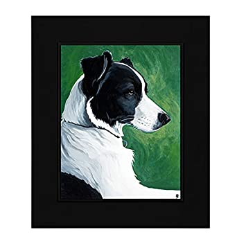 Amazon.com: Ambiance Studio Black Picture Frames Wood Wide Face ...