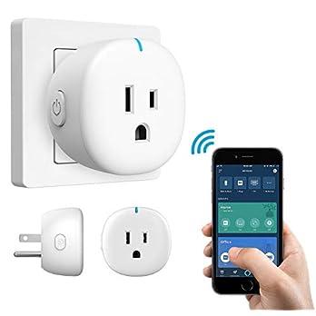 MoKo Smart Plug No Hub WiFi Mini Socket